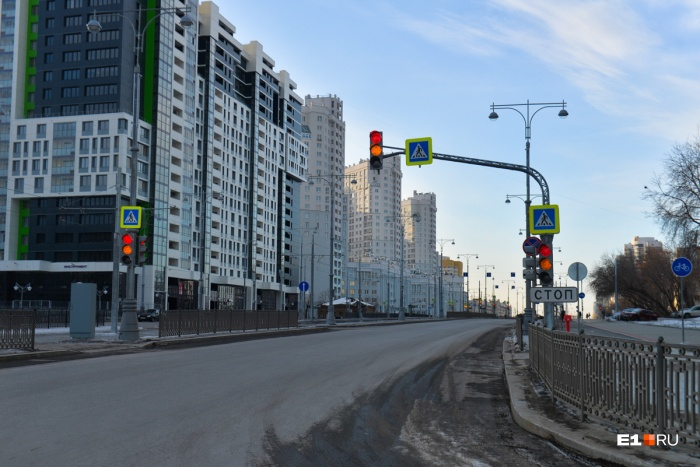 Улицу Татищева закроют 20 марта