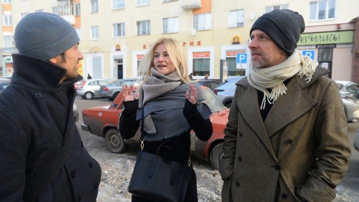 Американский архитектор о Екатеринбурге: «У вас такая большая разница между жильём богатых и бедных»
