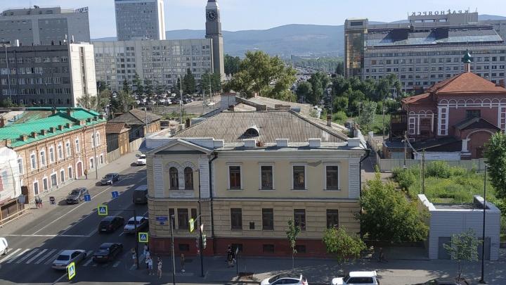 Готовится реставрация здания старейшей больницы Красноярска