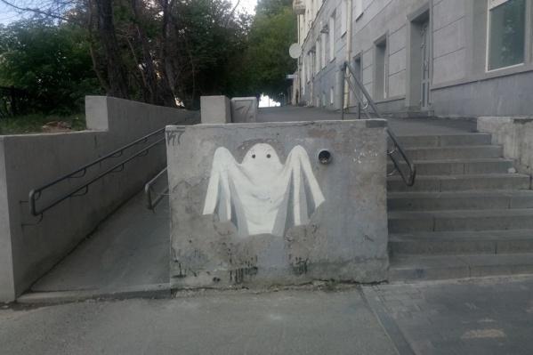 Композитора стерли, но на его месте появился призрак