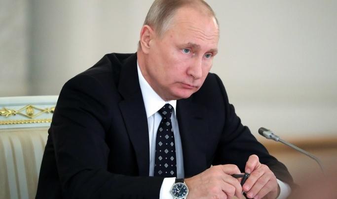 Путин дал госнаграды шести жителям Новосибирской области