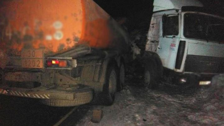 Полиция возбудила уголовное дело из-за гибели пассажира грузовика на трассе Пермь — Березники