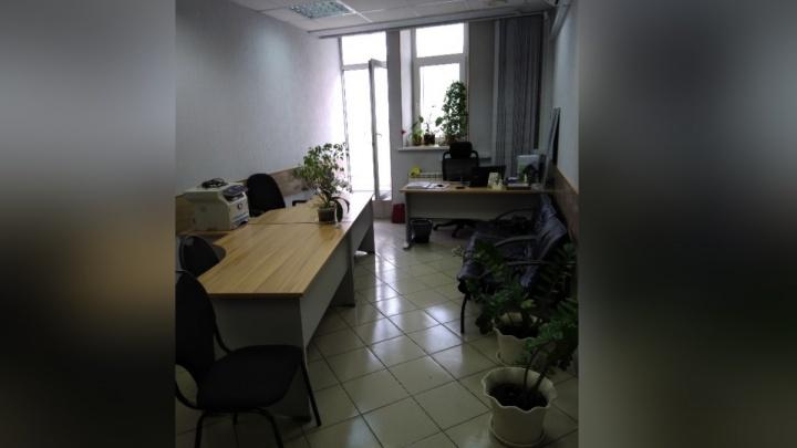 Аналитики высчитали площадь самого маленького и дешевого офиса в Красноярске