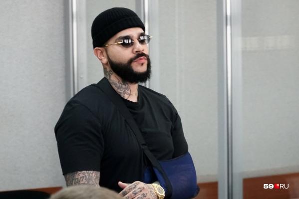 Тимати приезжал в Пермь, чтобы помочьDj Smash во время суда