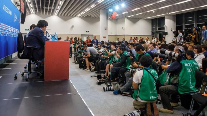 Акира Нисино: «Поляки будут бороться за свою гордость, а мы покажем футбол в японском стиле»