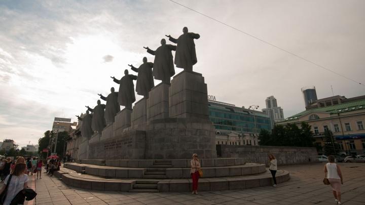 Ctrl+C, Ctrl+V: размножаем всё в Екатеринбурге вслед за скамейками на набережной