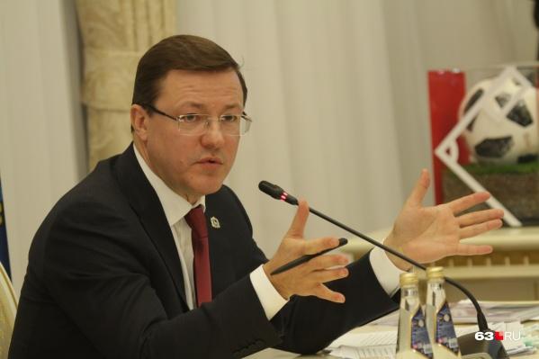 Глава региона считает, что поставщикам газа надо сесть за стол переговоров