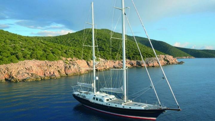 Яхта «Сила Сибири»: ещё не в Антарктике, уже не на рифах Майорки