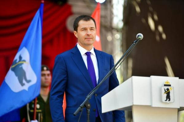В отчёте у Владимира Волкова ярославцы живут хорошо