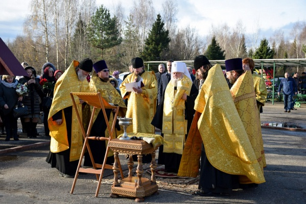 Часовню построят на Игнатовском кладбище