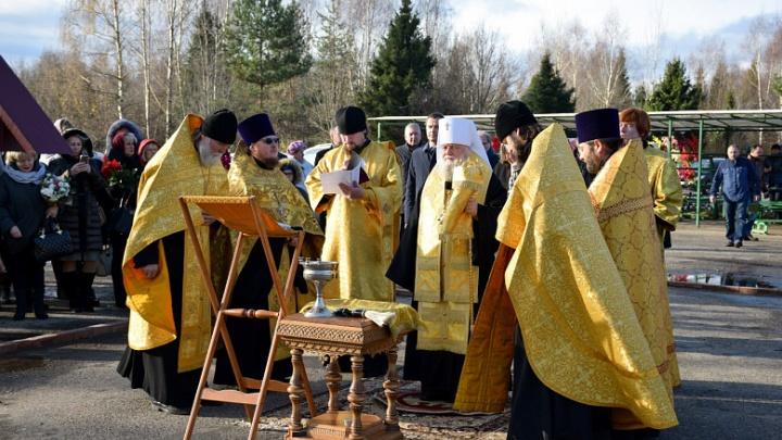 В Ярославле построят храм в честь трагически погибшего врача скорой помощи