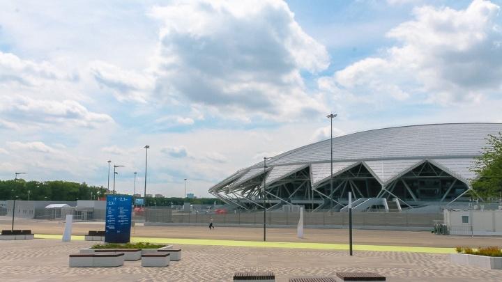 Территорию у стадиона «Самара Арена» собираются застроить высотками