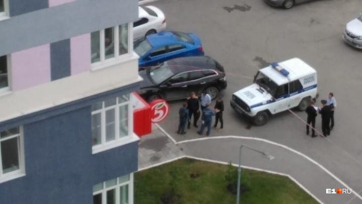 На Амундсена с 11-го этажа выпала семилетняя девочка