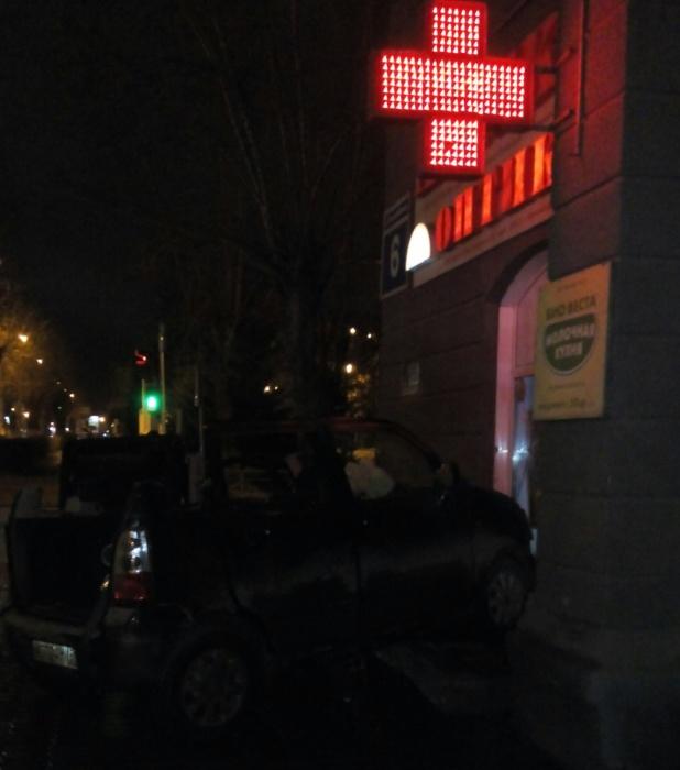 ВНовосибирске пострадали две горожанки при автоаварии наСтаниславского