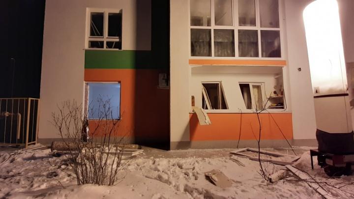 Появились первые версии причин взрыва на улице Шарова. Под подозрение попали электрики