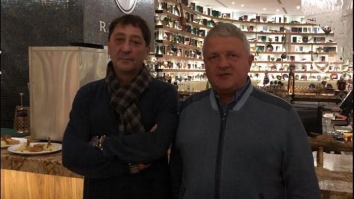 Лепс приехал в Красноярск на сутки раньше концерта и отметил день рождения коллеги в ресторане