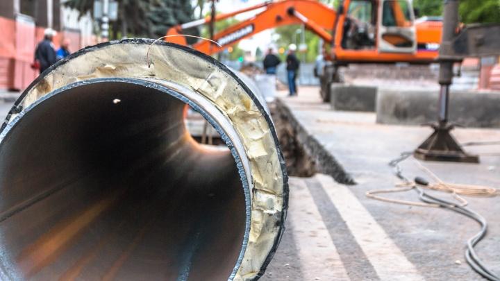 В Тольятти из-за ремонта теплосетей ограничат движение транспорта