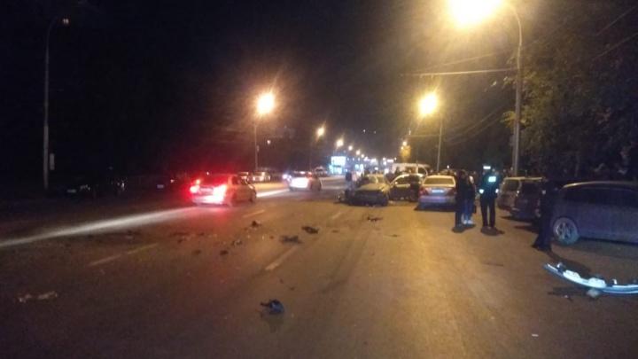 В Госавтоинспекции рассказали подробности вечернего ДТП на «Золотой Ниве»: погиб водитель «Ниссана»