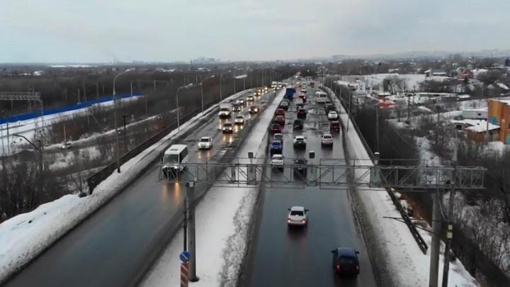 Разбомбленный путепровод в Кировском районе планируют отремонтировать в 2020 году