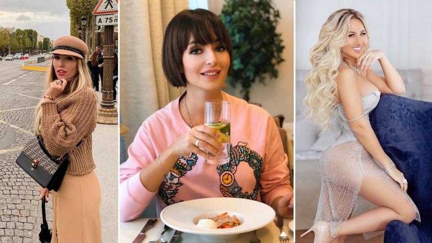 Короткие платья и уютные свитшоты: самарские инстаграм-звёзды примерили осенние луки