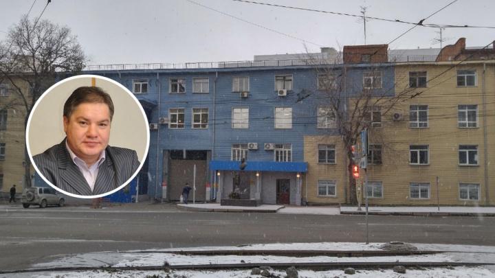 В Новосибирске задержали главу научно-исследовательского института