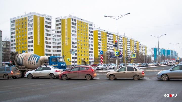 В Самаре жители десятков домов останутся без холодной воды