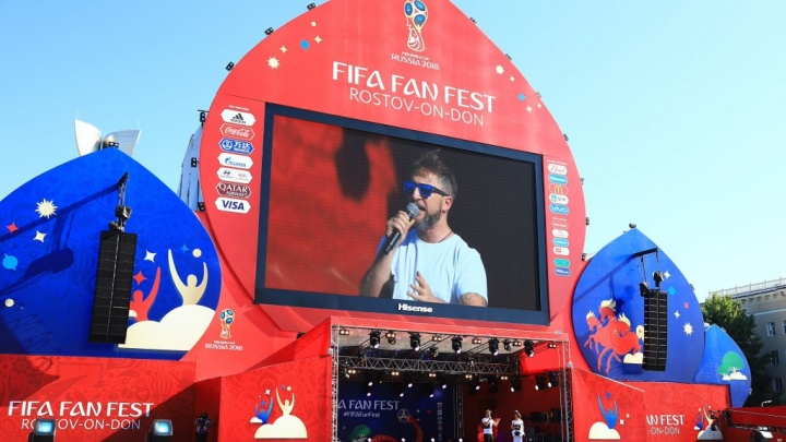 «Каста», швейцарский поп-рок и футбольные матчи: какие мероприятия пройдут сегодня в Ростове