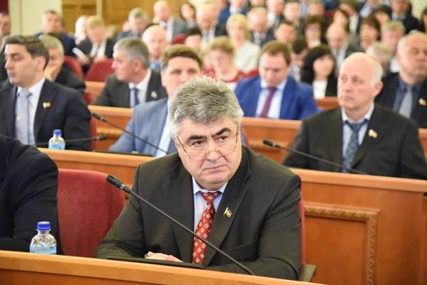 Владимир Черкезов — самый богатый из депутатов Заксобрания Ростовской области
