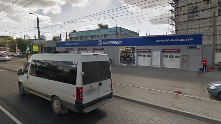 Свердловский проспект в центре Челябинска перекроют на несколько дней