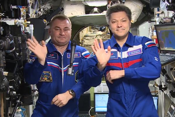 Это третий по счёту полёт Алексея Овчинина в космос