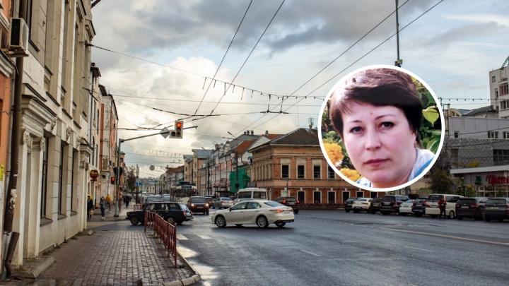 Она ушла из дома и пропала: в Ярославле ищут женщину