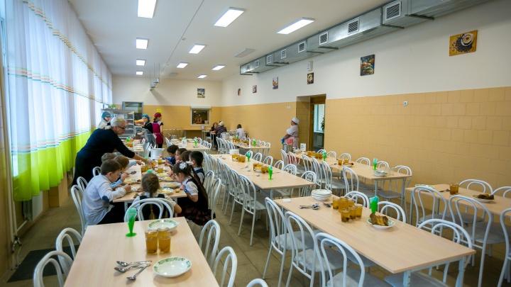 Топ-3 необычных школьных столовых, где подают салаты с грейпфрутом и паровые котлетки