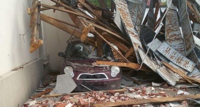 Ущерб на 100 миллионов рублей: региональные власти подсчитали убытки, нанесённые ураганом