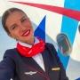 Высокие цели: девушка из Челябинской области поборется за звание самой красивой стюардессы страны