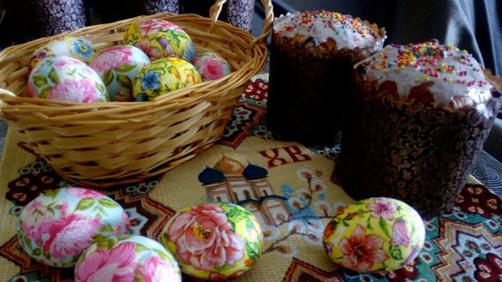 По куску огромного освящённого кулича получат нижегородцы на праздник Пасхи