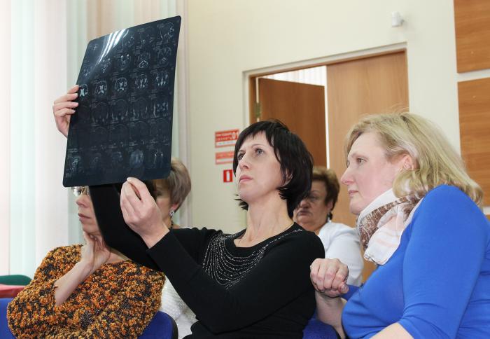 Неврологи «Клиники Крови» выступают за активное участие пациентов в процессе лечения
