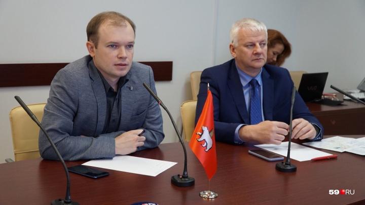 Задавайте вопросы о транспорте. Прямой эфир с горячей линии с Анатолием Путиным и Сергеем Канцуром