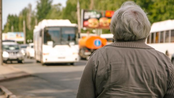 В Самаре из-за коммунальной аварии скорректировали маршрут автобуса №52