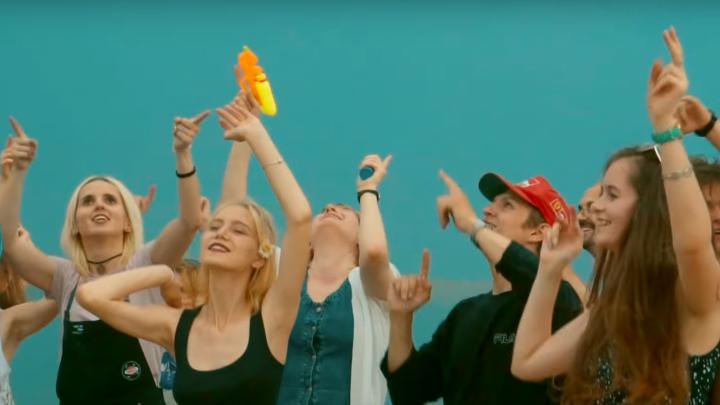 Новосибирские музыканты сняли клип про самый тёплый день лета