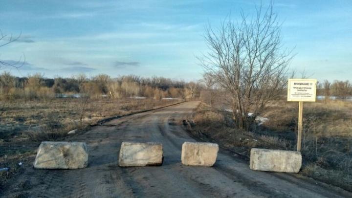 Ирек Ялалов пообещал отремонтировать дорогу и мост в посёлок Козарез