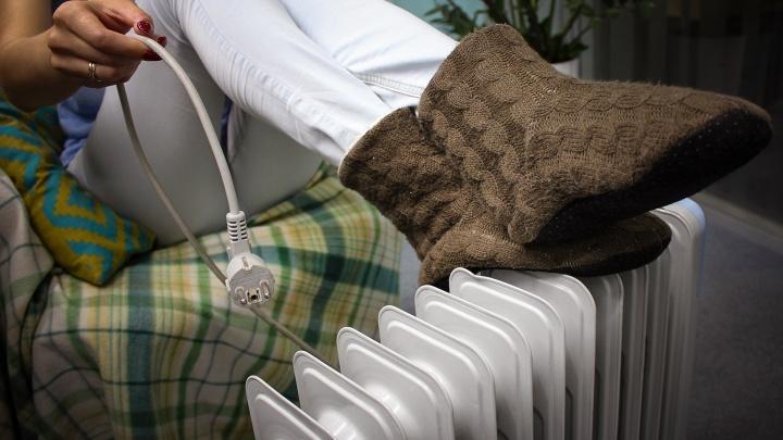 Трудности межсезонья: сколько челябинцы тратят на электрообогреватели
