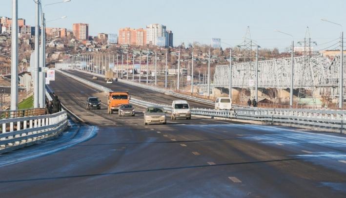 В Красноярске готовятся к строительству очень короткой дороги из Академгородка в центр