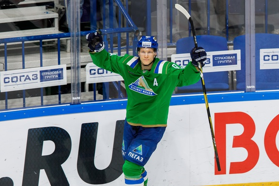 Еще один хоккеист «Салавата Юлаева» присоединится к Юхе Метсоле на «Матче Звёзд КХЛ — 2020»