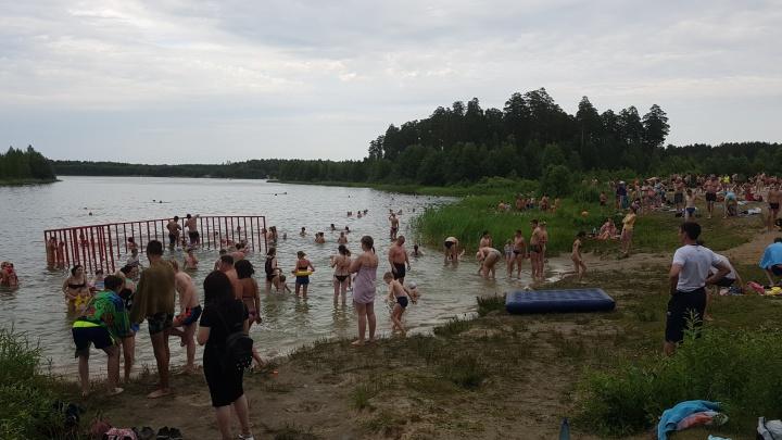 Вода на Голубых озерах не прошла проверку по паразитологическим показателям