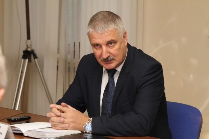 Глава Рыбинска Денис Добряков