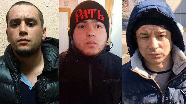 Жертв связывали скотчем: в Екатеринбурге поймали банду таджиков, которая нападала на мигрантов