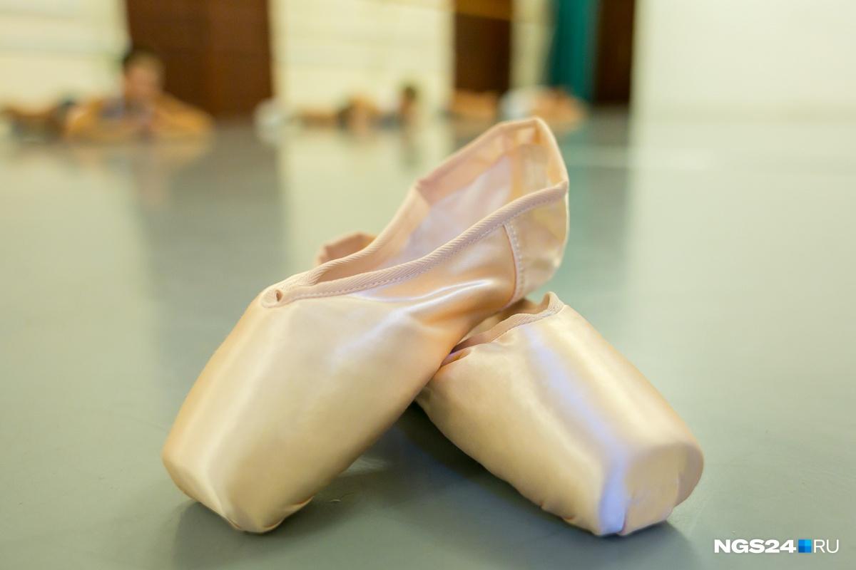 Современный балет не уродует стопы девушек