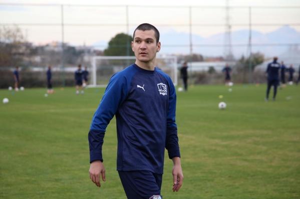 Цель Гасанова — снова играть в Премьер-лиге