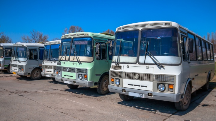 В списках значатся: самарцы пожаловались на автобусы-призраки