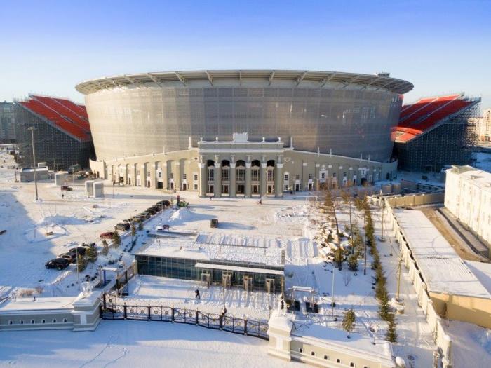 Всего стоимость реконструкции стадиона оценивается в 13,1 млрд рублей